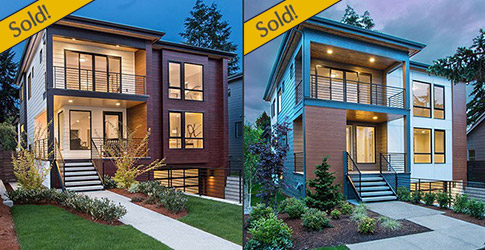 Superior Discover These Fresh New Modern Homes In The East Of Market Neighborhood,  Situated Just Steps From Vibrant Downtown Kirkland. These New Luxury Homes  Offer ...