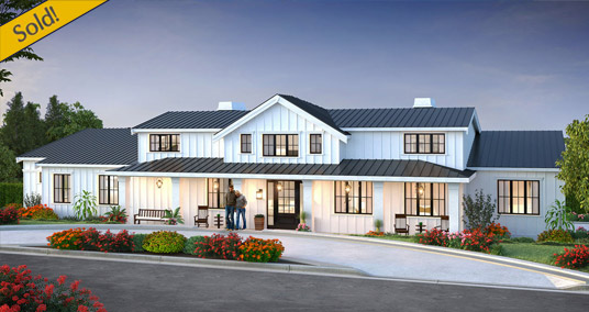 This New Luxury Home By BDR Fine Homes Boasts 6,019SF With 4 Bedroom Suites  Plus A Den, An Oversized 3 Garage, And An Expansive Outdoor Living Room  Designed ...