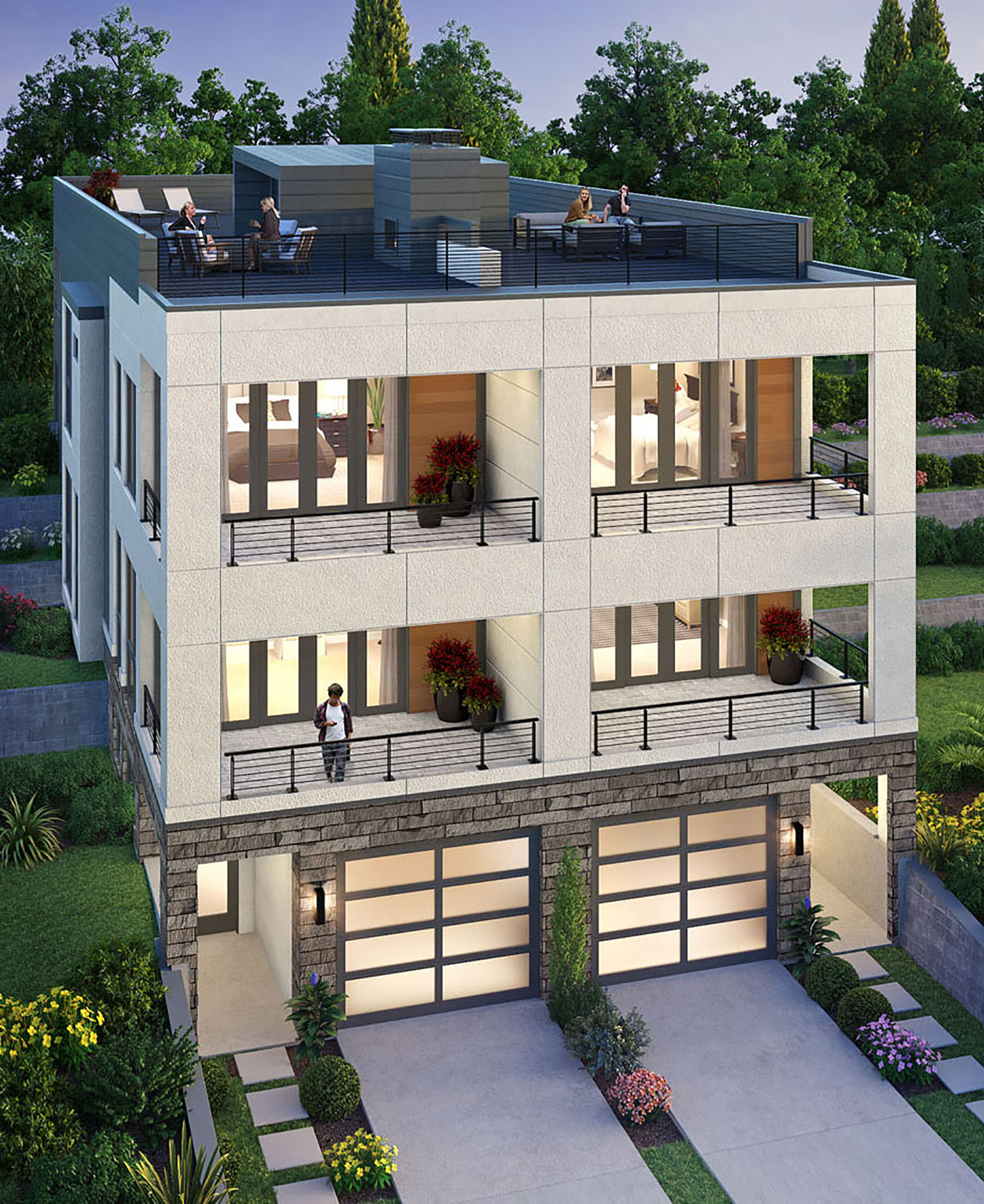 BDR Homes Announces the Start of Construction of New Modern ...