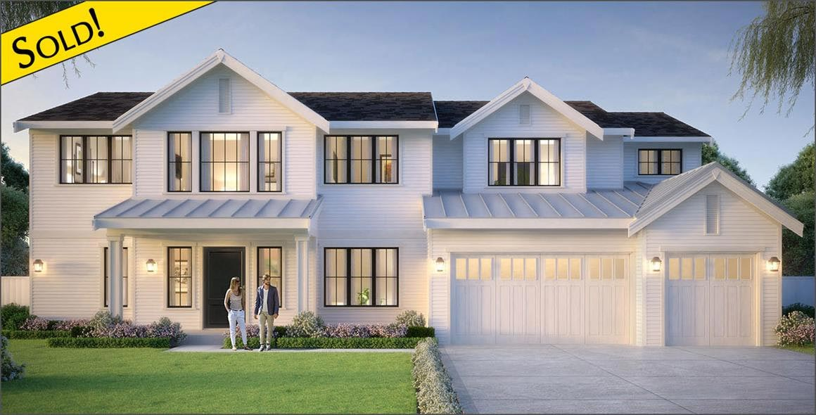 Great BDR Custom Homes Announces The Start Of Construction Of A Fresh New  Farmhouse In Bellevue